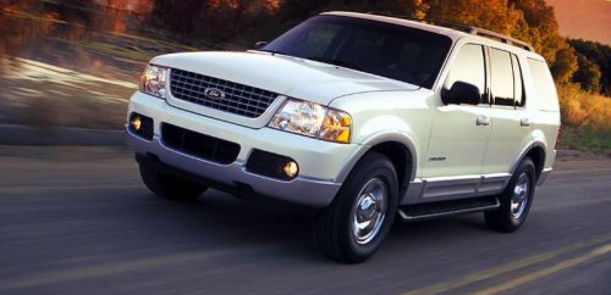 Ford Explorer Limited. Вольный странник