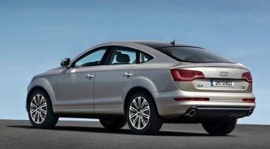 Audi Q8 появится в 2017 году