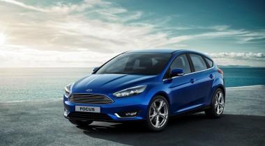 Ford представил обновленный  Focus