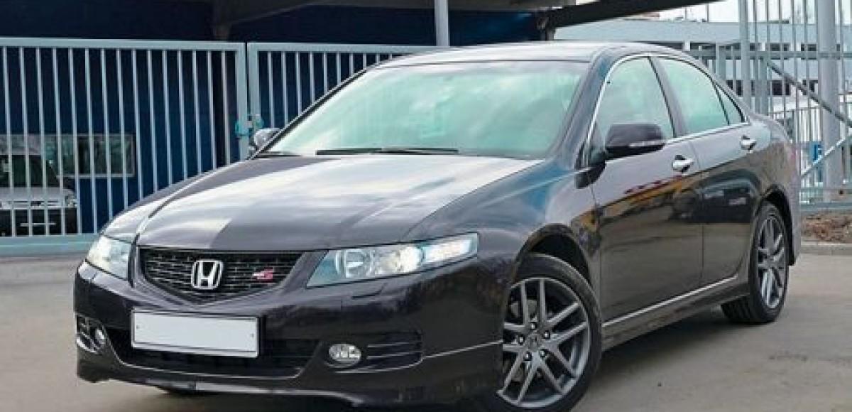 В Москве чаще всего угоняют Honda Accord