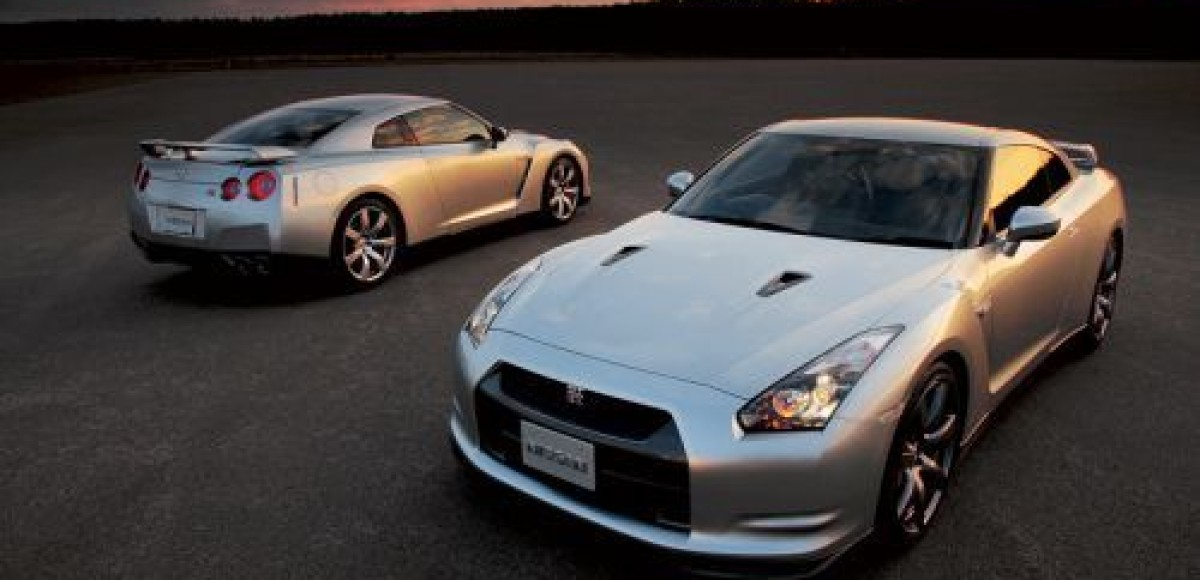 Nissan GT-R. Точка GT