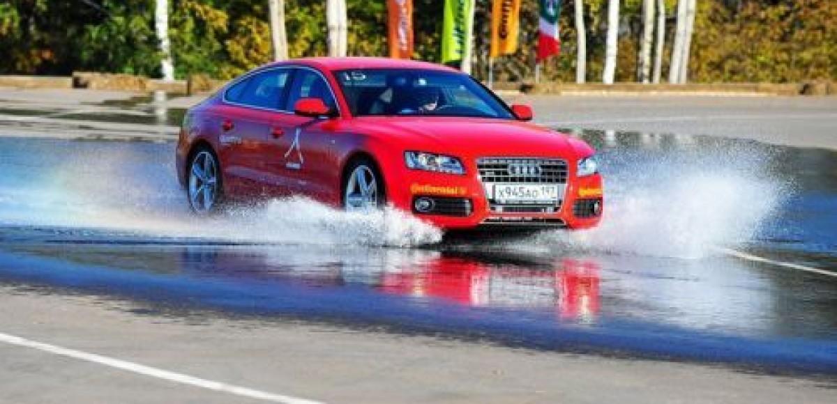 Audi quattro camp в Яхроме предлагает новые возможности