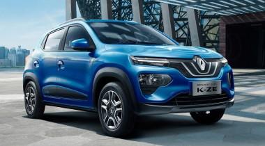 Renault City K-ZE: электрокар для народа
