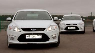 Ford начинает продажи Mondeo Sport в России