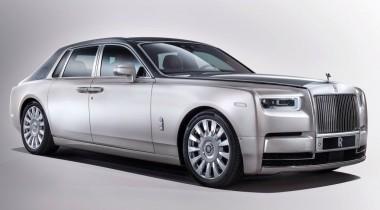 Rolls-Royce Phantom. Бархатная эволюция