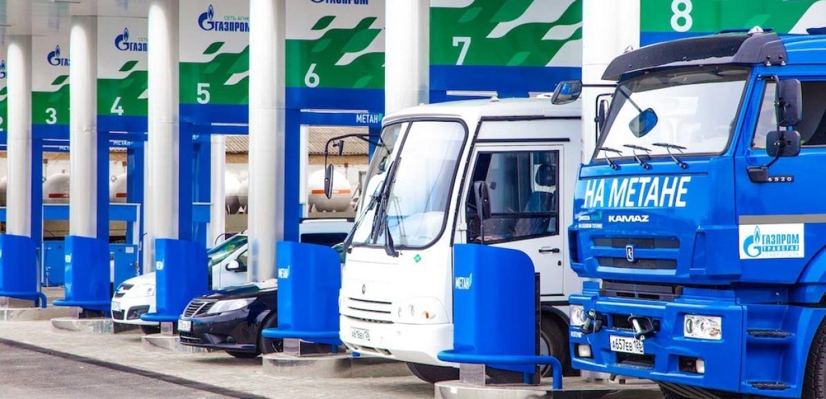 Scania: стимулы роста газомоторного парка