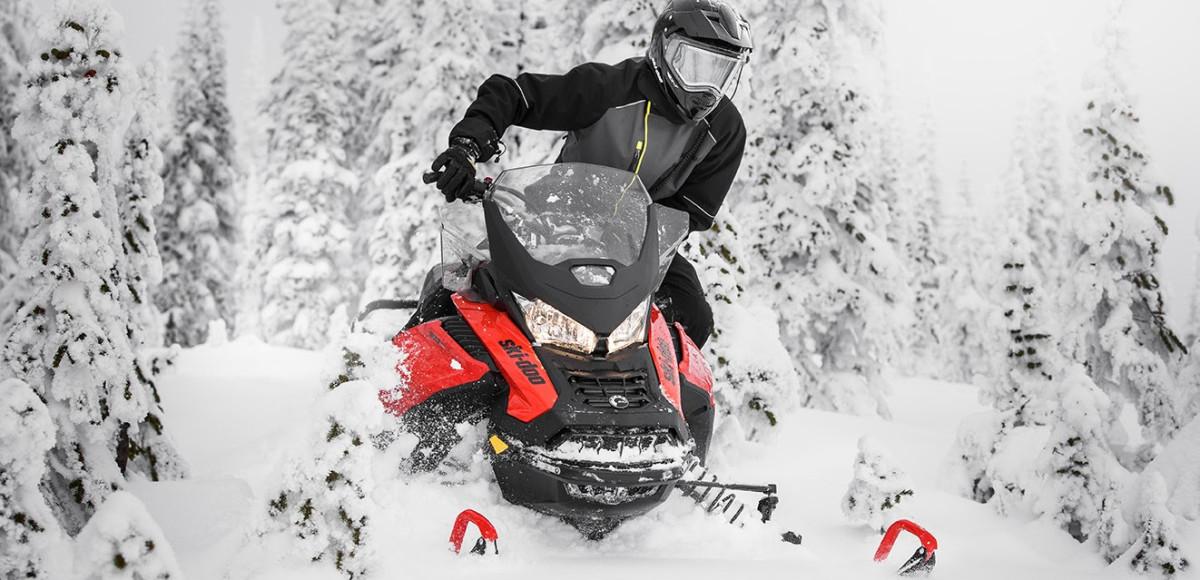 Новинки Ski-Doo 2019: новый турбомотор и аксессуары
