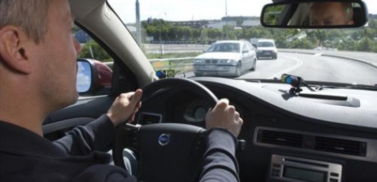 Volvo изучает поведение водителей