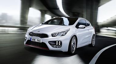 Kia cee'd GT скоро появится в России