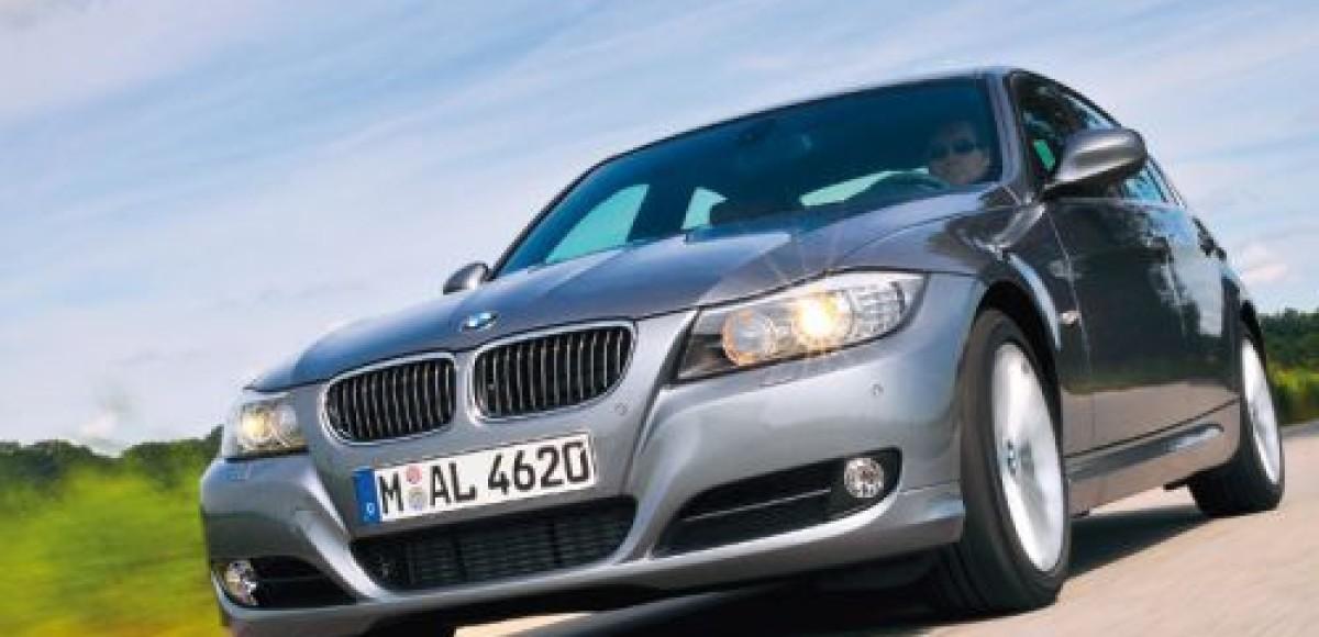 Интеллектуальная система полного привода xDrive в новом BMW 3-й серии