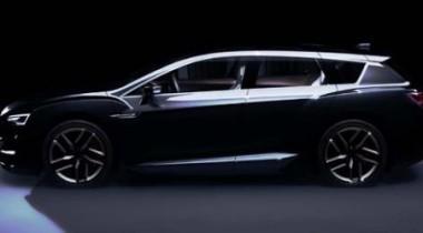 Subaru покажет в Токио прототип полноприводного спортивного универсала