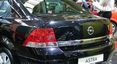 Opel Astra седан. «ИНТЕРАВТО 2007»