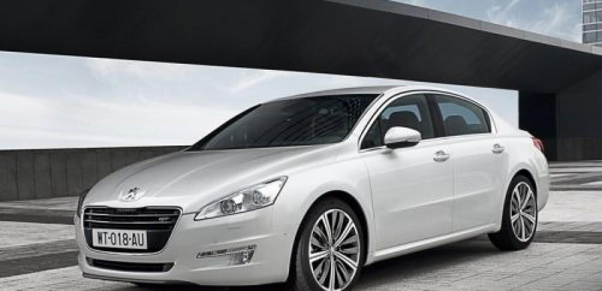 Peugeot раскрывает первые подробности о модели 508