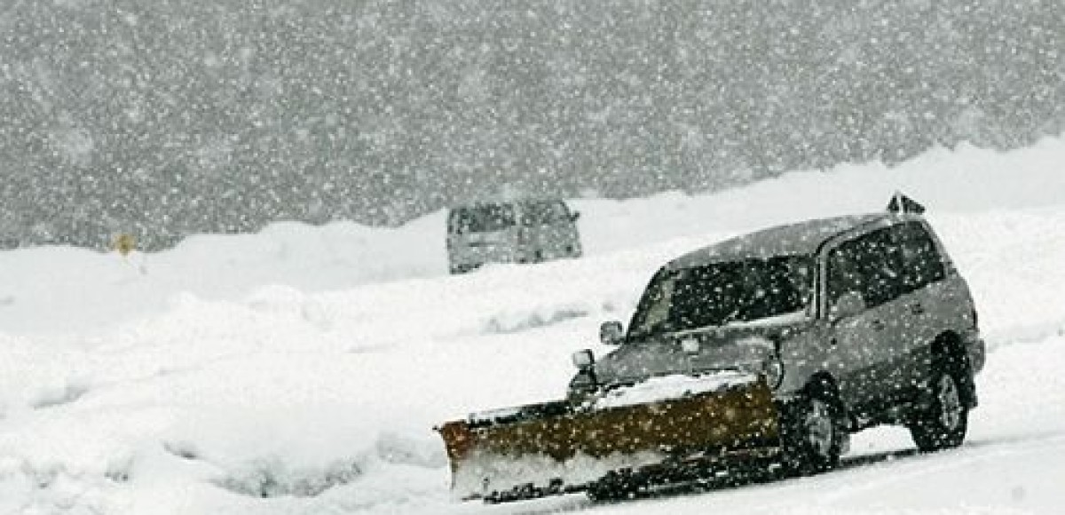 Cнег и гололед обострили ситуацию на московских дорогах