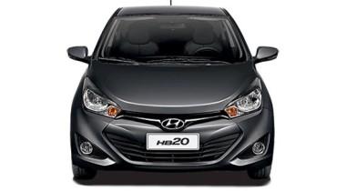 Hyundai HB20. Бразильская сборная