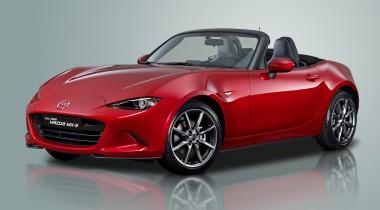 Mazda MX-5: всемирный автомобиль года