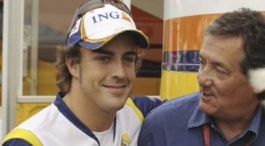 В Renault полагают, что Фернандо Алонсо останется в команде на следующий сезон