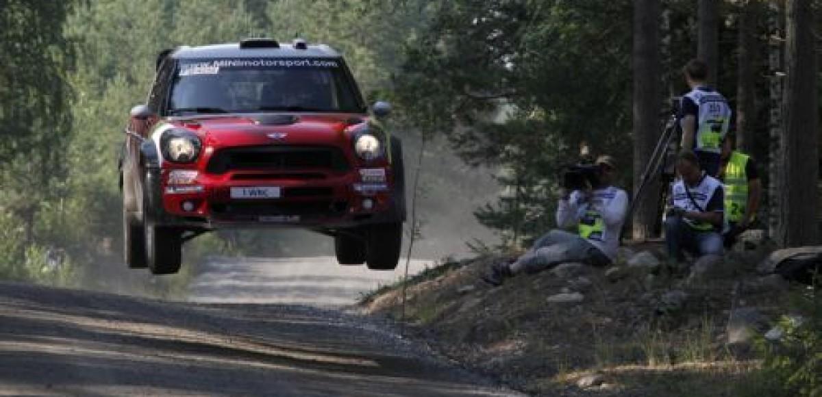 Castrol EDGE и команда Mini WRC подписали соглашение о партнерстве