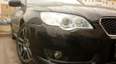 Subaru Legacy. Отзывы владельцев