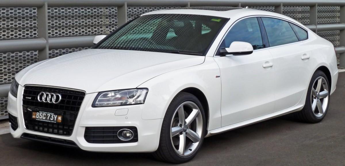 Audi A5: большое путешествие