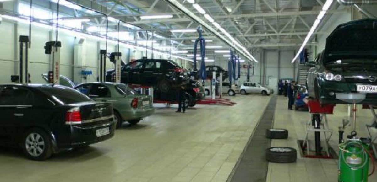 «GM Автомир» дарит весну