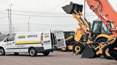 Резервы эффективности: сервис дорожно-строительной техники
