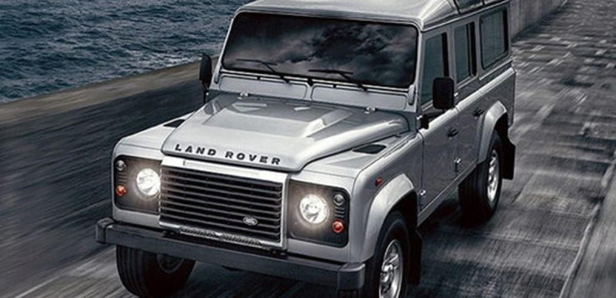Land Rover Defender, первый среди равных