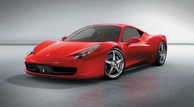 Ferrari 458 Italia. Forza Italia!