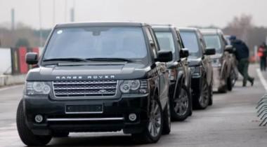Автомобили Land Rover. Ремонт двигателя