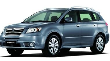 Subaru Tribeca, дань американцам