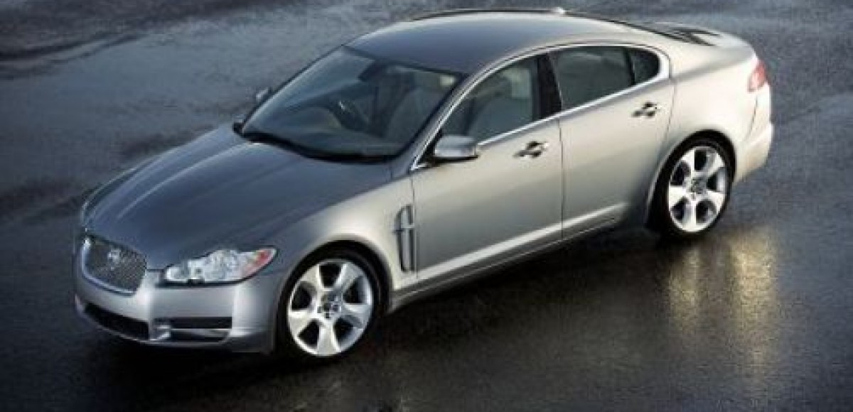 Jaguar XF стал обладателем награды «Дизайн года» от журнала Fleet World