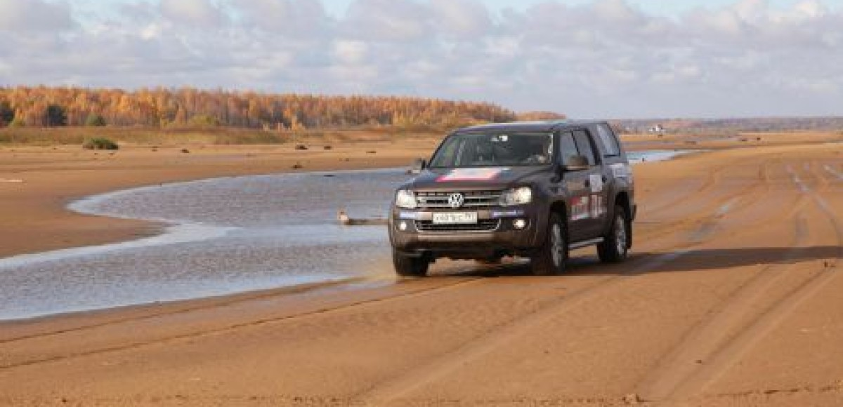 Continental финишировал с экспедицией «Русское море — 2011»