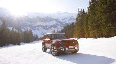 У Land Rover скоро может появиться маленький Landy