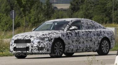 Папарацци засняли новую Audi A6 на тестах в Калифорнии