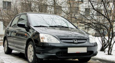 Honda Civic 5-door. Поэтичная проза