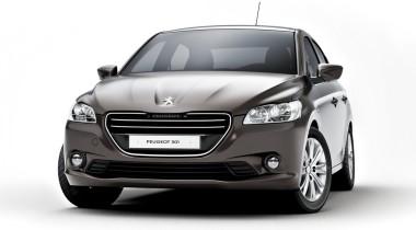 Peugeot 301. Элегантный и комфортный