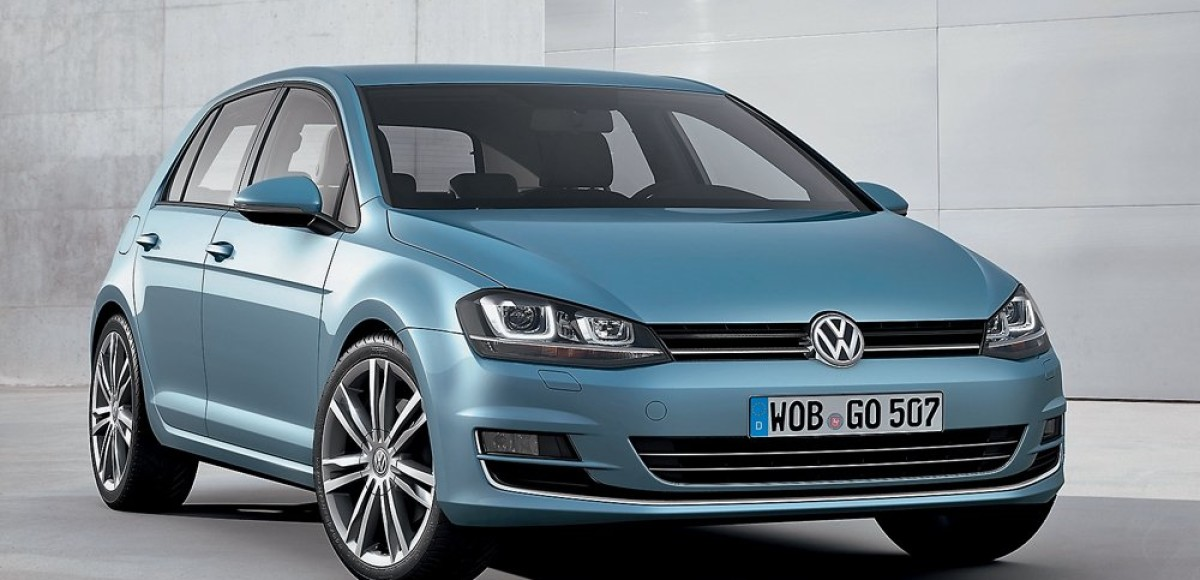 Volkswagen Golf VII. Народный избранник