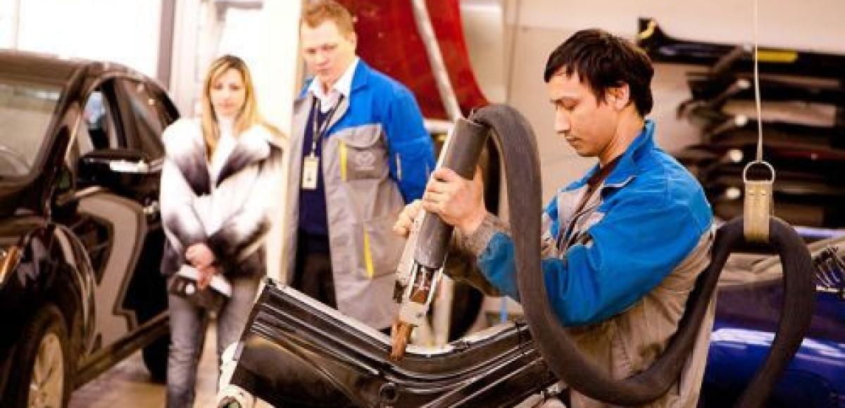 ДЦ «РОЛЬФ Лахта Mazda» провел мастер-класс по зимней эксплуатации автомобиля