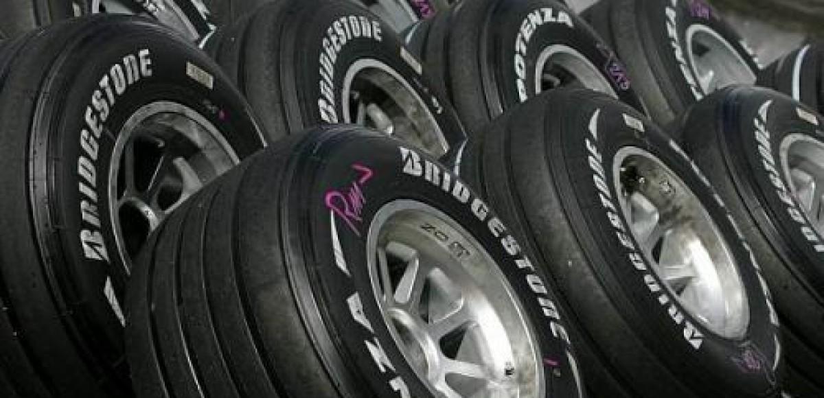 Bridgestone после практики на Гран-При Китая