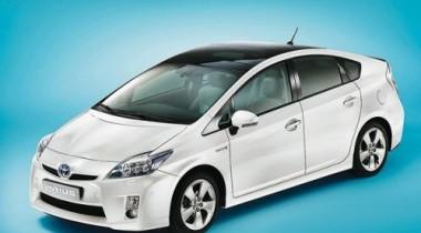 Toyota Prius. Третья фаза