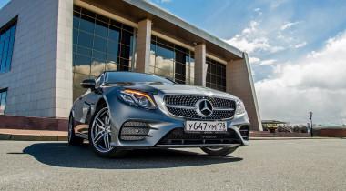 Mercedes-Benz E-Class Coupe. На круги своя