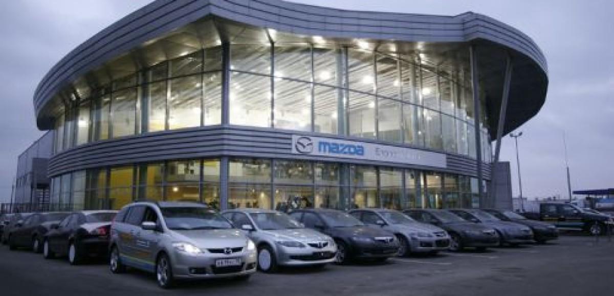 Евросиб-Авто, Санкт-Петербург, принимает заказы на Mazda СХ-9
