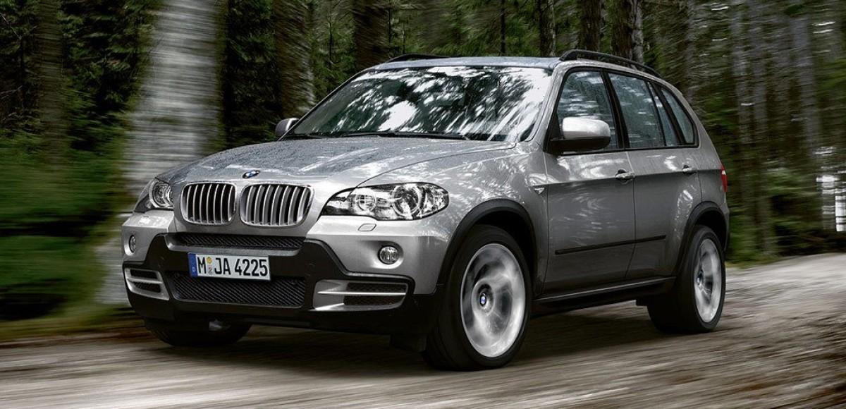BMW X5 – роскошный SUV