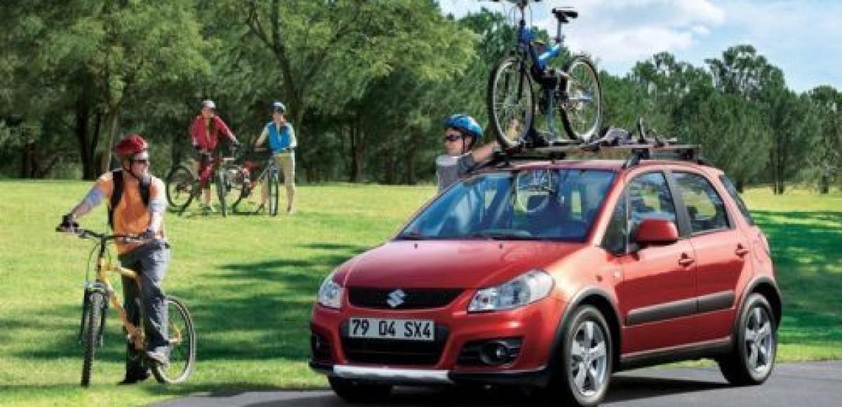 Suzuki не будет строить автозавод в Санкт-Петербурге