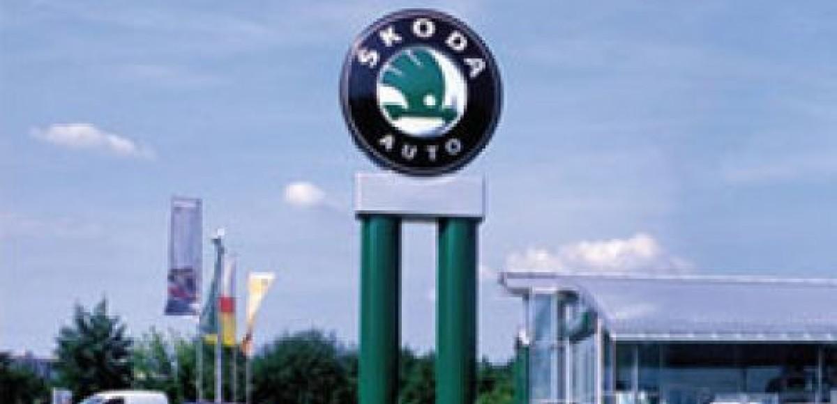 Автоцентр «Атлант-М Тушино» стал лидером продаж Skoda в декабре