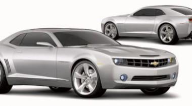 Chevrolet Camaro. Американское кино