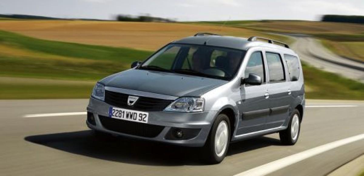 АВТОВАЗ приступает к испытаниям Renault Logan MCV
