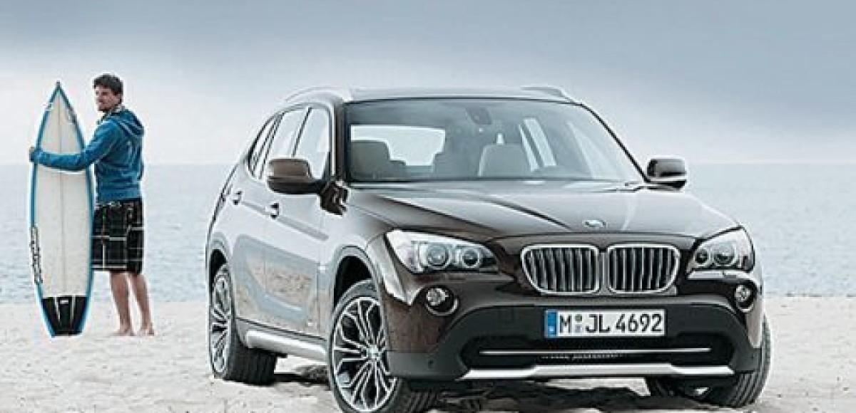 BMW X1. Обреченный на успех