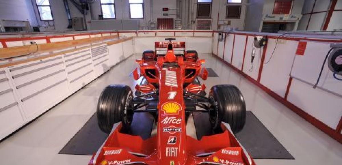 В Ferrari вновь утечка секретной информации !
