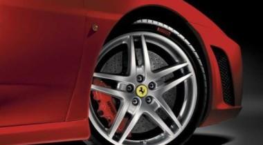 Водитель «убил» свою Ferrari на Кутузовском проспекте